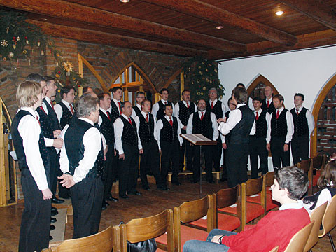 Adventsingen 2006
