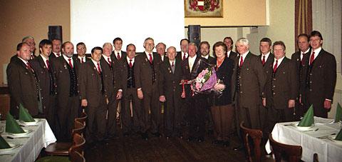 80. Geburtstag - Alfred Lamprecht