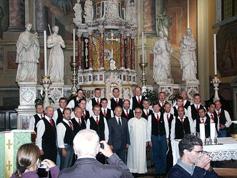 Messe in Gorizia