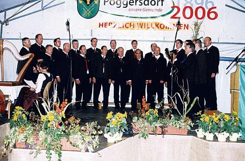 110 Jahre Poggersdorf