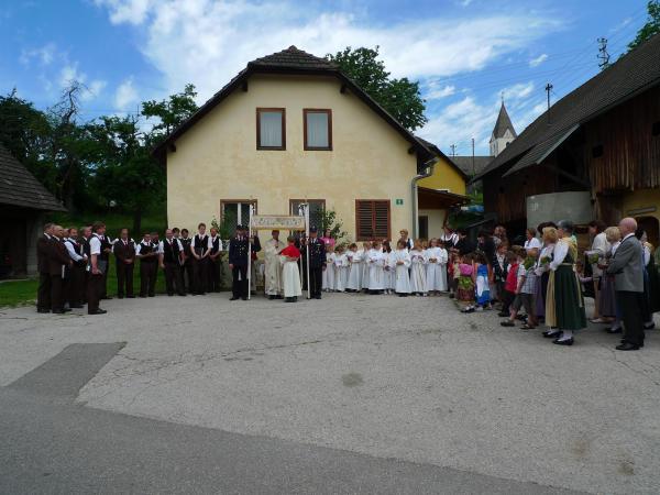 Fronleichnam 2009