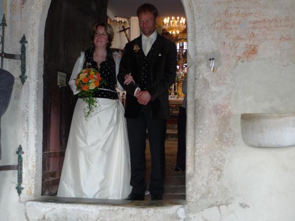 Hochzeit Christina und Harald Dörfler