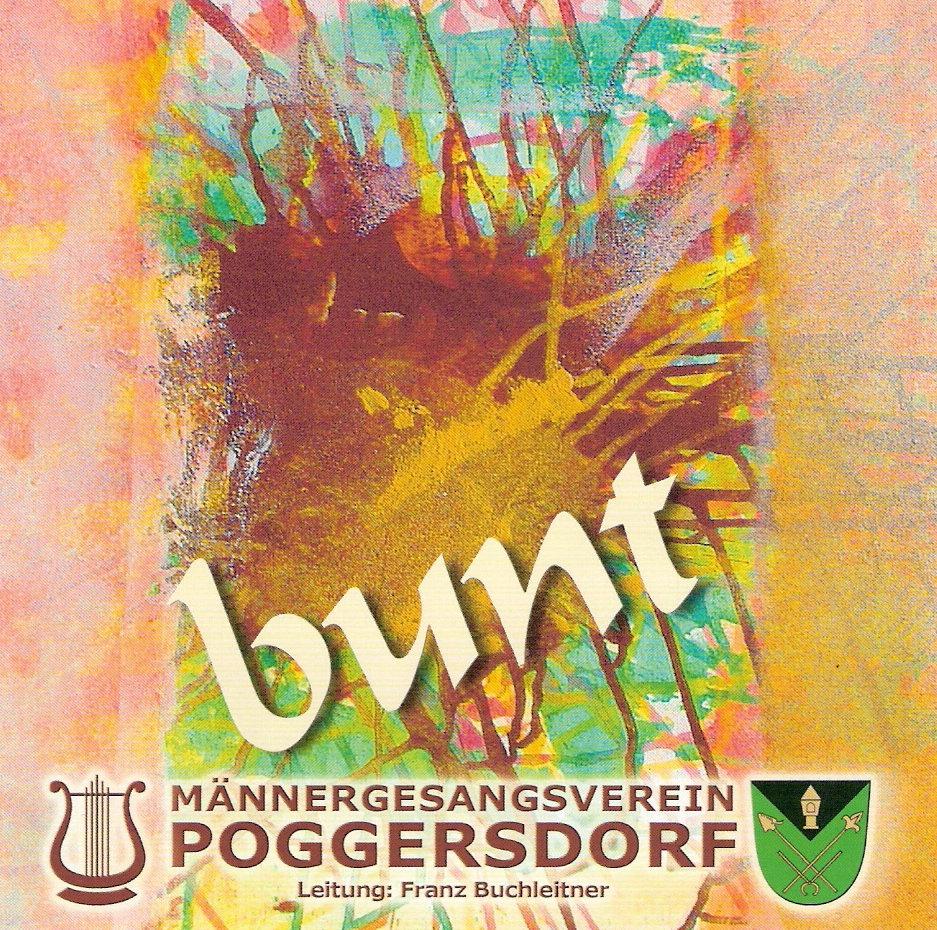 MGV Poggersdorf - Bunt