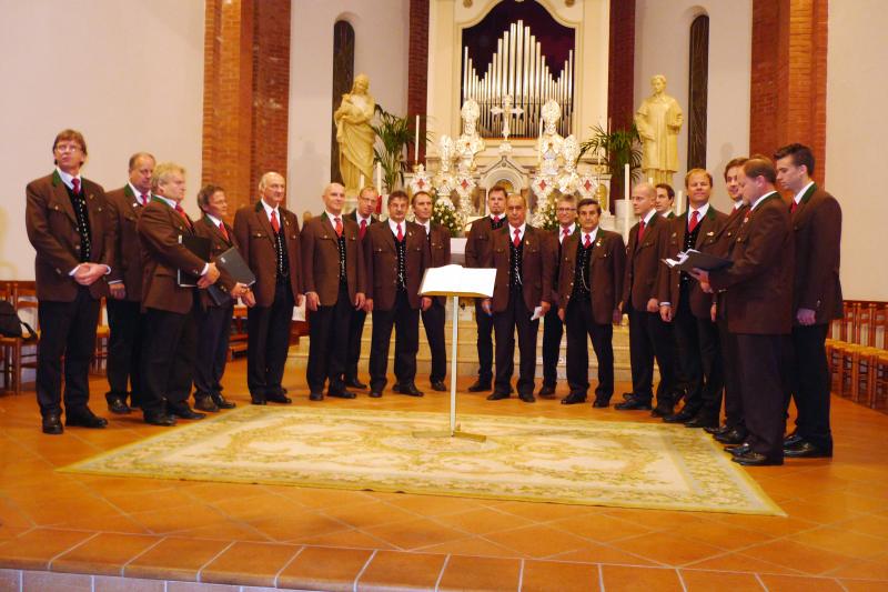 Konzertreise nach Pertegada